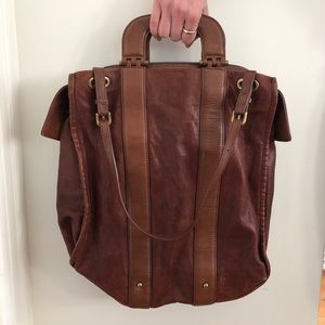 Botkier Leather briefcase / laptop bag 💼